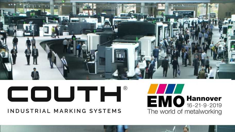 EMO Hannover 2019 - Couth