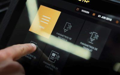 COUTH stattet seine Produkte mit den neuen verstärkten HMIs aus