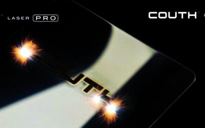 COUTH®: O fabricante de laser, especialista em marcação industrial, confiável.