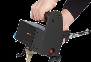 Portable Superfast Dot Peen Marker Machine 160×17-25P