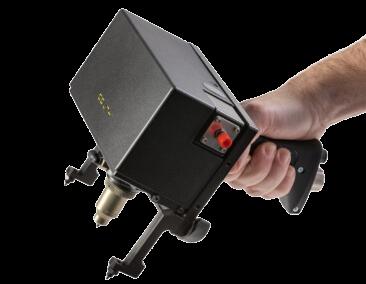 Marcadora portátil Superfast Micro percussão 100×17-25P